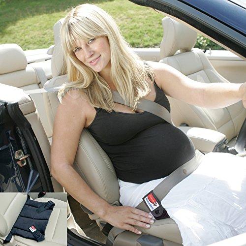 Clippasafe BUMP BELT 57/5 - Dispositivo de Cinturon de Seguridad para Mujeres...