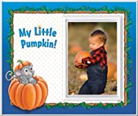 My Little Pumpkin - Halloween Picture Frame Gift by Expressly Yours! Photo Expressions