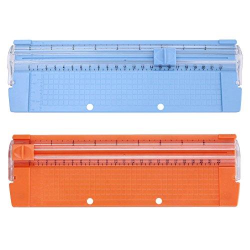 Demiawaking A4 / A5 Präzisions-Papier-Foto-Trimmer-Cutter-Scrapbook-Trimmer