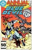 Blue Devil Annual #1 'Black Orchid , Creeper , Demon , Madame Xanadu , Man-bat & Phatom Stranger Appearance'