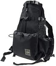 Lifeunion Pet Dog Carrier Backpack Mesh Adjustable Hands-Free Front Facing Backpack Dog Carrier for Bike Motorcycle Travel Hiking
