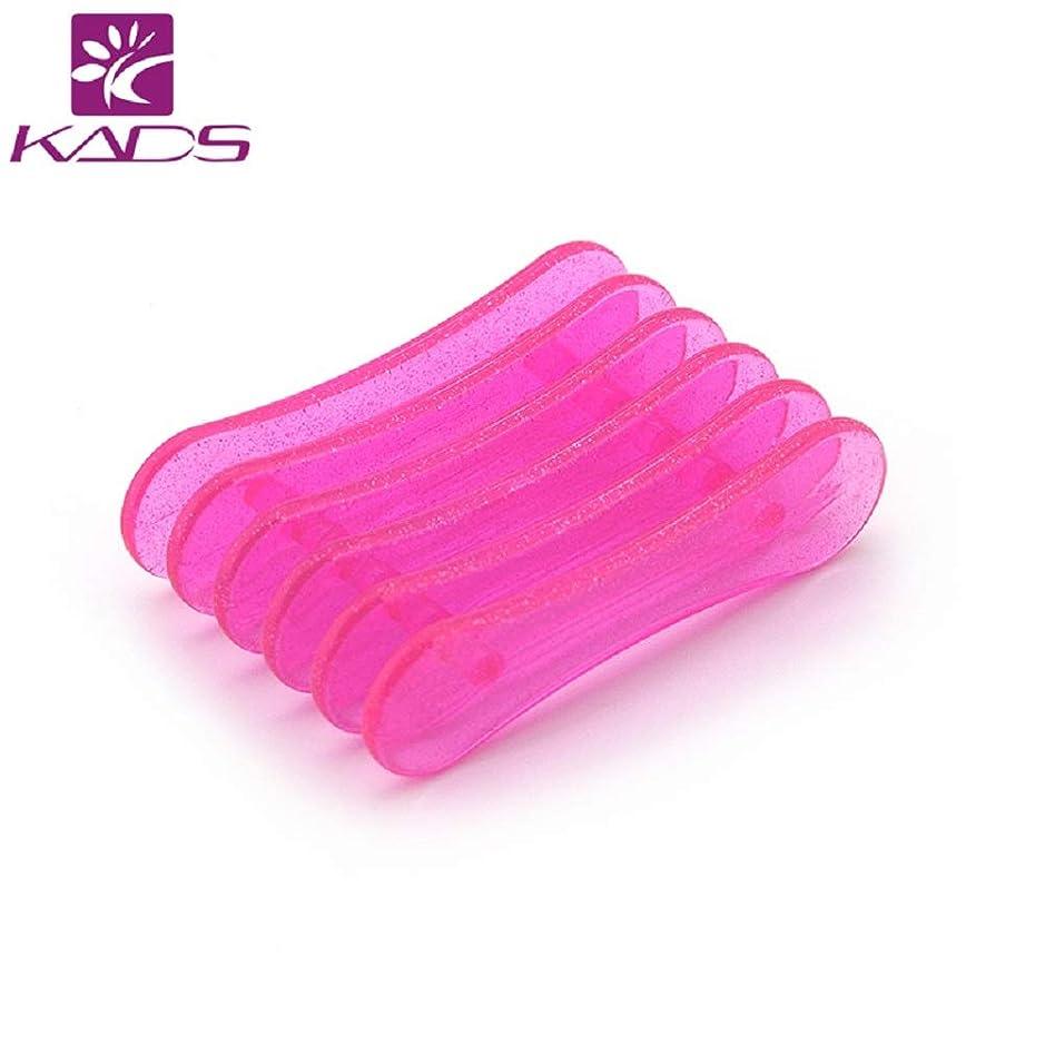 寄託イブ電気KADS ネイルブラシホルダー ジェルネイル筆置き ブラシスタンド ネイル用品