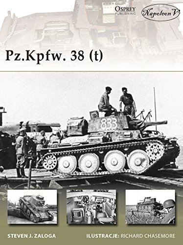 Pz.Kpfw. 38 (t) (OSPREY)