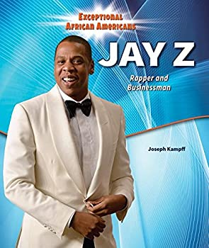 Jay Z: Rapper and Businessman - Book  of the Exceptional African Americans
