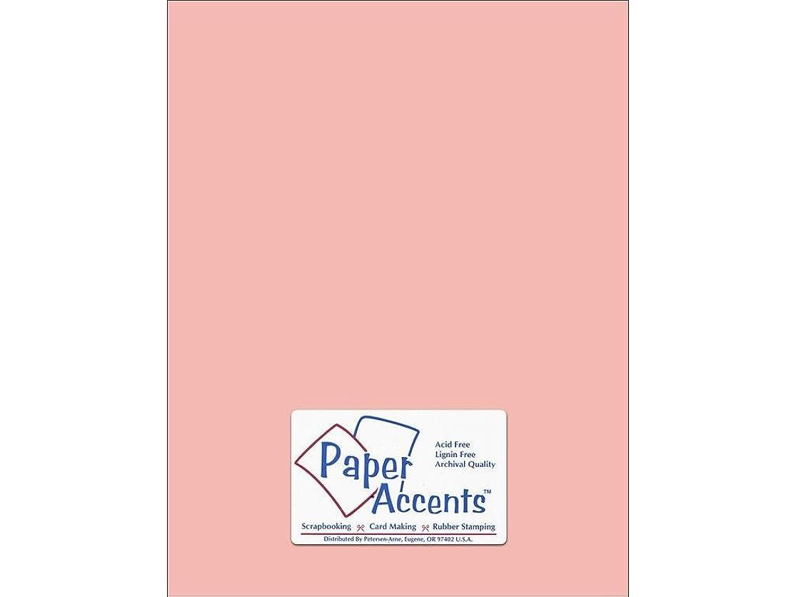 Accent Design Paper Accents Cdstk Smooth 8.5x11 74# Berry Blush lvzrvegc6