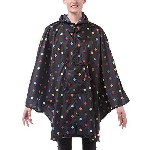 funky dots 2 reisenthel mini maxi poncho regenjacke regencape einheitsgröße