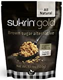 Sukrin Gold - Natural Brown Sugar Alternative - No Calorie Sweetener for Keto, Low Carb and Diabetic...