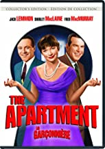 The Apartment (La garçonnière) (Collector's Edition) (Bilingual)