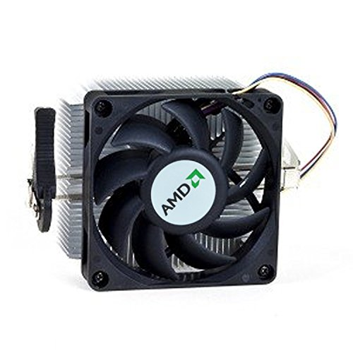 "AMD FHSA7015B-1268 Socket FM1/AM3+/AM3/AM2+/AM2/1207/940/939/754 Aluminum Heat Sink & 2.75"" Fan w/4-Pin up to 100W- Buy Online in Japan at desertcart.jp. ProductId : 14502585."