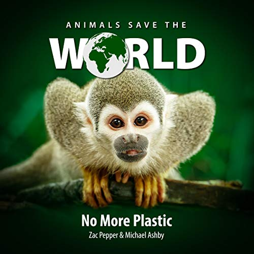 Animals Save the World audiobook cover art