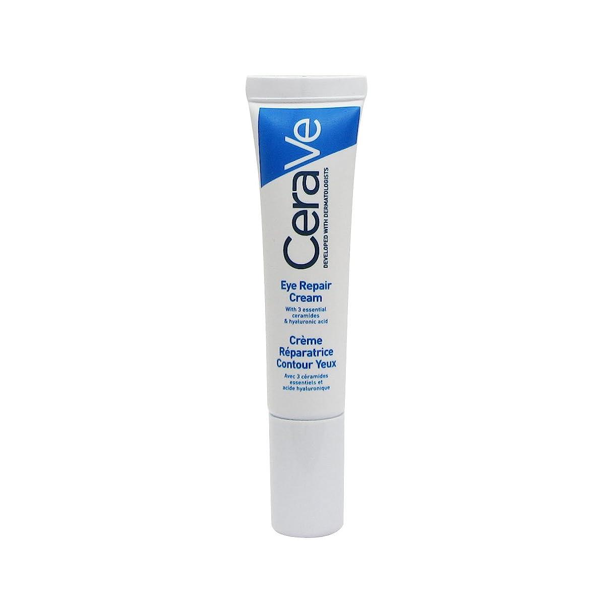 ホームレス評価可能普及Cerave Eye Care Cream 14ml [並行輸入品]