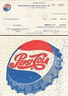 Pepsi-Cola Bottling Co. of Selma, Inc.