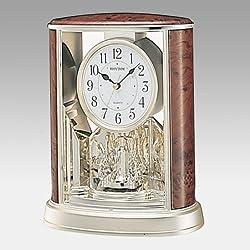 Rhythm Clocks Woodgrain Teardrop - Model #4SG724US06