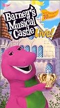 Best barney musical castle vhs Reviews