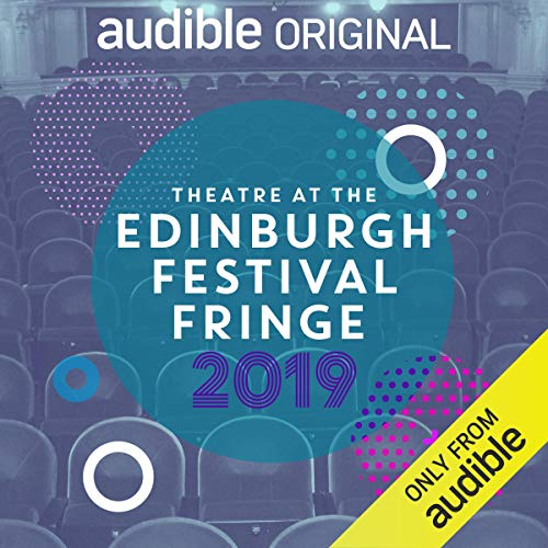Theatre at the Edinburgh Festival Fringe 2019 cover art