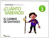CUANTO SABEMOS NIVEL 3 EL CAMINO DE SANTIAGO - 9788468087139