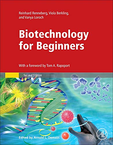 Compare Textbook Prices for Biotechnology for Beginners 2 Edition ISBN 9780128012246 by Renneberg, Reinhard,Loroch, Vanya