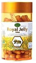 Royal Jelly Nature 's king Royal Jelly 1000mg Royal Jelly 365 Soft Capsules (365 Capsules)