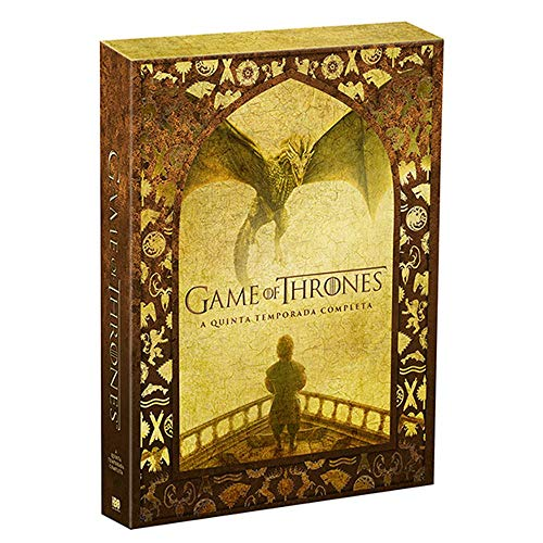 DVD Box - Game of Thrones - 5ª Temporada