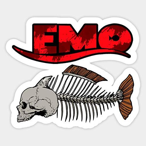 Finding Emo - Sticker Graphic - Decal Sticker Sticker
