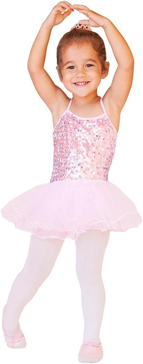 LA Leotard Tampa Mall Girls OFFicial mail order Dance Spaghetti and Skirt Straps Tutu