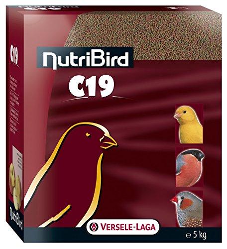 Versele-laga A-16960 Nutribird C19 Cañarís - 5 Kg