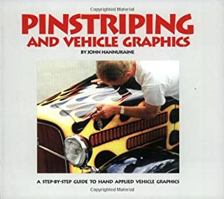Pinstriping and Vehicle Graphics