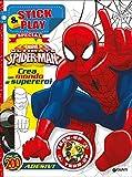 Ultimate Spider-Man. Crea un mondo di supereroi. Stick & play special. Con adesivi. Ediz. ...