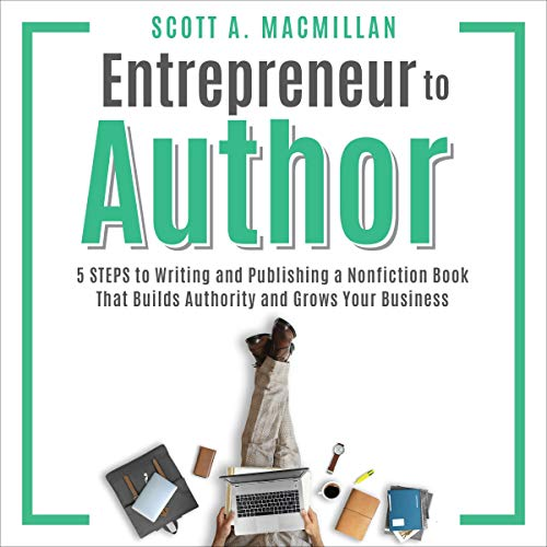 Entrepreneur to Author cover art