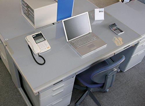 アイリスオーヤマデスクマットE幅90×奥行60cmDMT-9060E