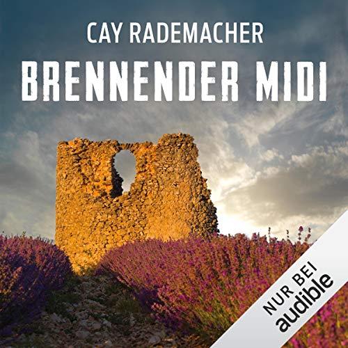 Couverture de Brennender Midi. Ein Provence-Krimi