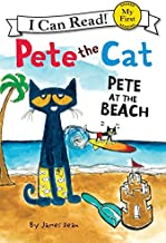 pete the cat goes to the beach
