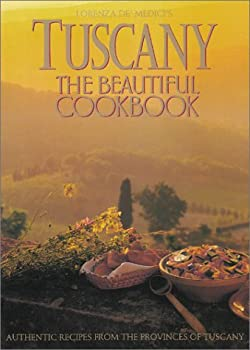 Paperback Tuscany the Beautiful Cookbook Book