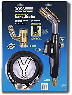 Kit Torch-Gun for 1 Lbcylinders