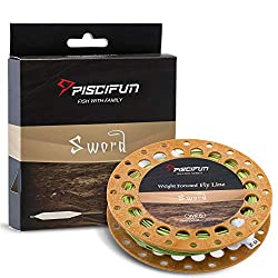 Piscifun Sword Series Fishing Line | Piscifun Fly Line Review
