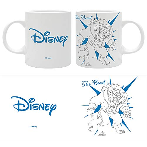 THE GOOD GIFT Disney The Beauty And The Beast (The Beast) - Collezione Pop - Tazza 320ml