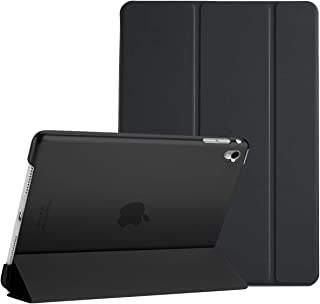 ProCase iPad Pro 9.7 Case 2016 (Old Model), Ultra Slim Lightweight Stand Smart Case Shell with Translucent Frosted Back Cover for Apple iPad Pro 9.7 Inch (A1673 A1674 A1675) -Black