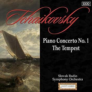 Tchaikovsky: Piano Concerto No. 1 - The Tempest