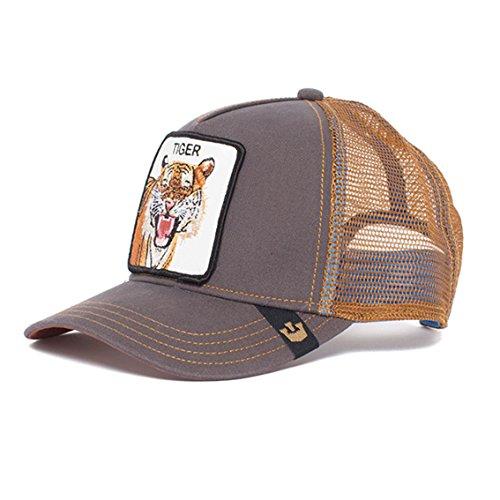 GOORIN BROS - Gorra de béisbol tigre Talla única