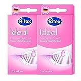 40 (2 x 20er) Ritex ideal Kondome - Extra feuchte Condome