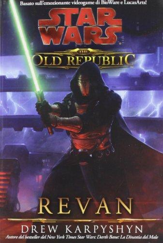 Star wars the old republic. Revan