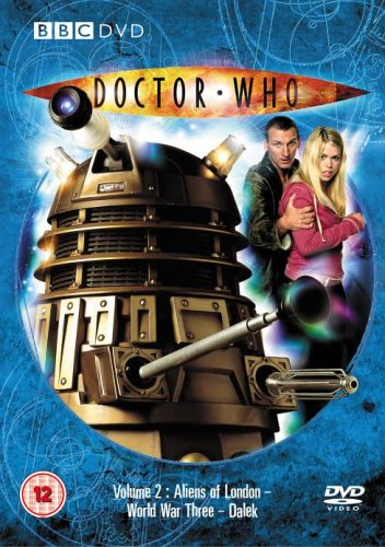 Doctor Who - Series 1 - Vol. 2: Episodes 4 To 6