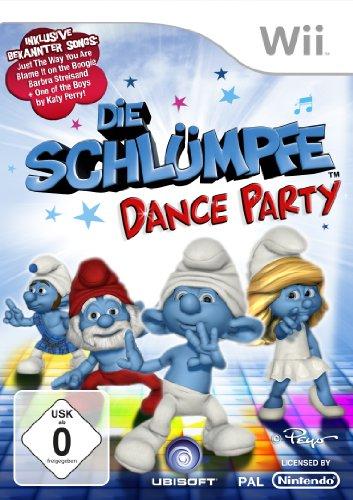 Ubisoft - Los Pitufos Dance Party