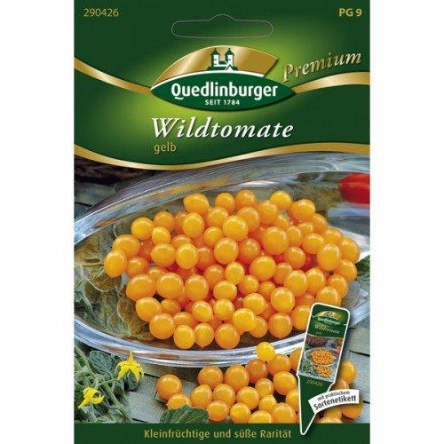 Wildtomate gelb