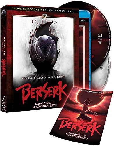 Berserk Iii Ed. Col. - Cb/Libro [Blu-ray]