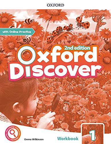 Oxford Discover 1 Wb W Online Practice 02Edition