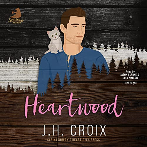 Heartwood Audiobook By J. H. Croix cover art