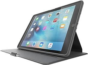 OtterBox PROFILE SERIES Slim Case for iPad Air 2 - Retail Packaging - MIDNIGHT MERLOT (GUNMETAL GREY/MERLOT)