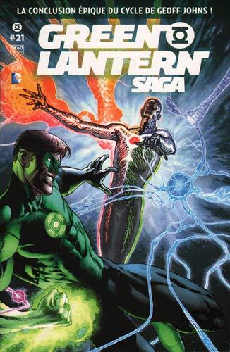 Green Lantern Saga, N° 21 :