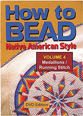 How to Bead, Vol. 4 - Medallions & Running Stitch
